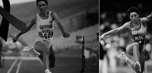 Post de Fallece Conchi Paredes, atleta olímpica y 17 veces campeona de España