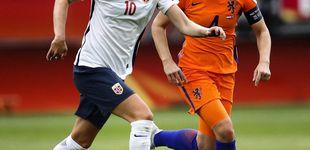Post de Las jugadoras de la selección noruega de fútbol cobrarán igual que los jugadores