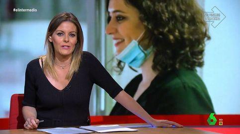 'Palo' de Andrea Ropero (La Sexta) a Martínez-Almeida por sus palabras