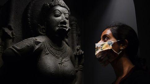 Exposición de tantra en el British Museum