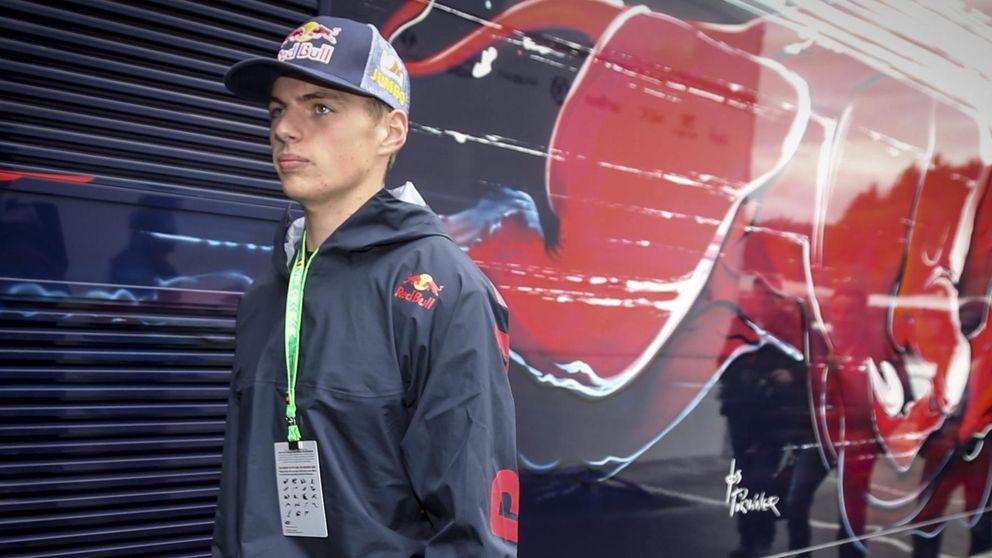 ¿Max Verstappen, a la altura de Senna? De momento, ejem, ejem...
