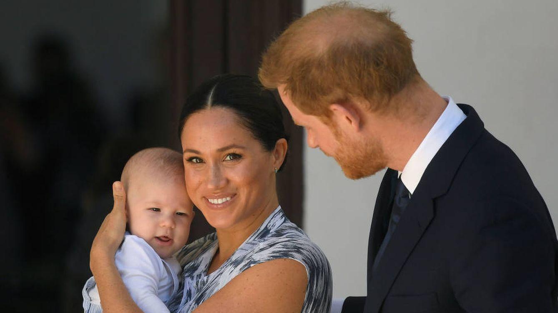 Baby Archie ha dicho ya sus primeras palabras: ¿cuáles han sido?