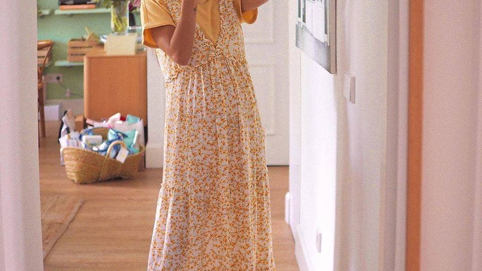 ¿Girasoles o margaritas? Este vestido de Pull and Bear sabe qué print triunfará en verano