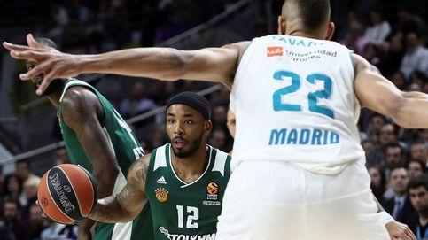 Panathinaikos vs Real Madrid en directo: problemas en el primer cuarto (26-13)