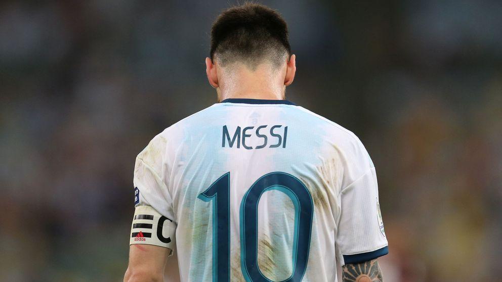 La victoria más amarga de un Leo Messi al que Argentina no necesita