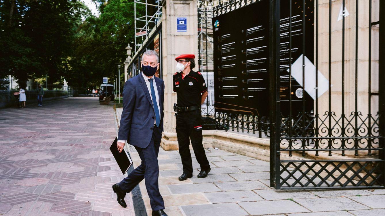 Covid, Zaldibar, Rey emérito y euskera... Los grupos toman posición al abrir la legislatura