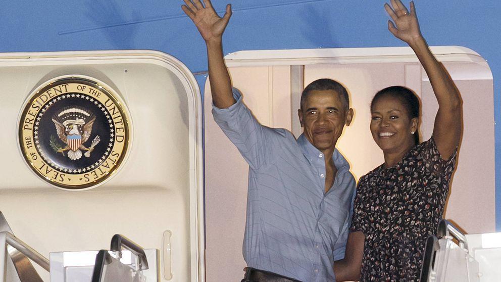 Barack y Michelle Obama, vacaciones en casa de James Costos tras dejar la Casa Blanca