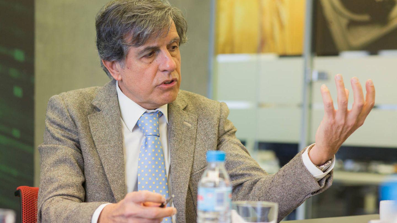 Pascual Dediós-Pleite, director de la Factoría Digital de Siemens.