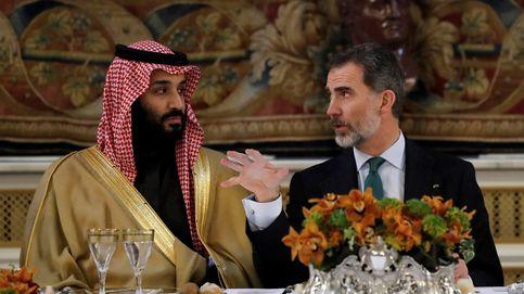 El Ibex presenta credenciales ante el heredero de Arabia Saudí