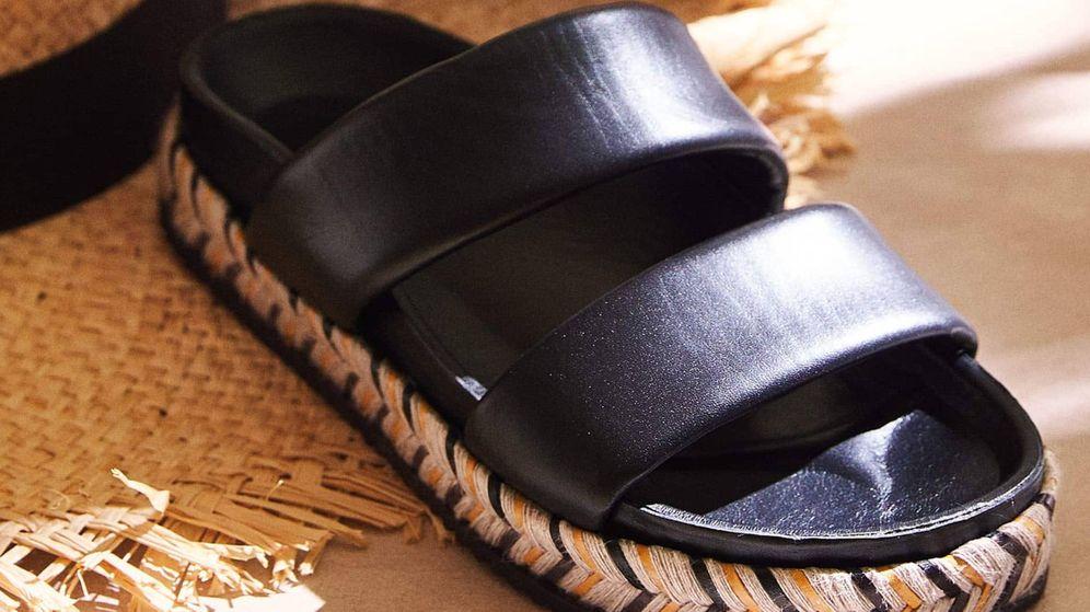 Foto: Nuevas sandalias de Zara Home. (Cortesía)