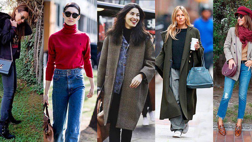 Cinco looks perfectos para todos los días de la semana