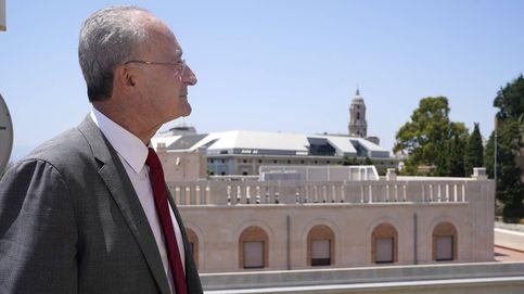 El equilibrio imposible del alcalde de Málaga: Cs, un tránsfuga y el Hermitage