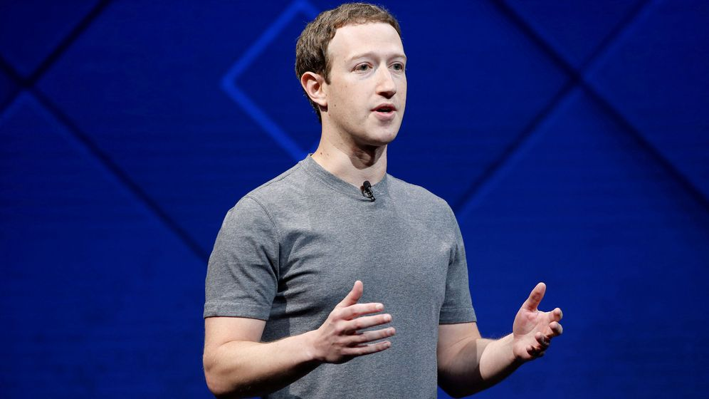 Foto: Mark Zuckerberg. (Reuters)