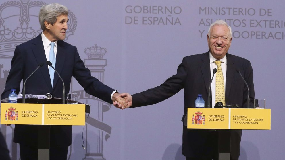 John Kerry visita España para cerrar un acuerdo sobre Palomares