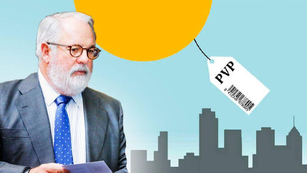 Cañete se muestra proclive a limitar el 'impuesto al sol' en la directiva de renovables