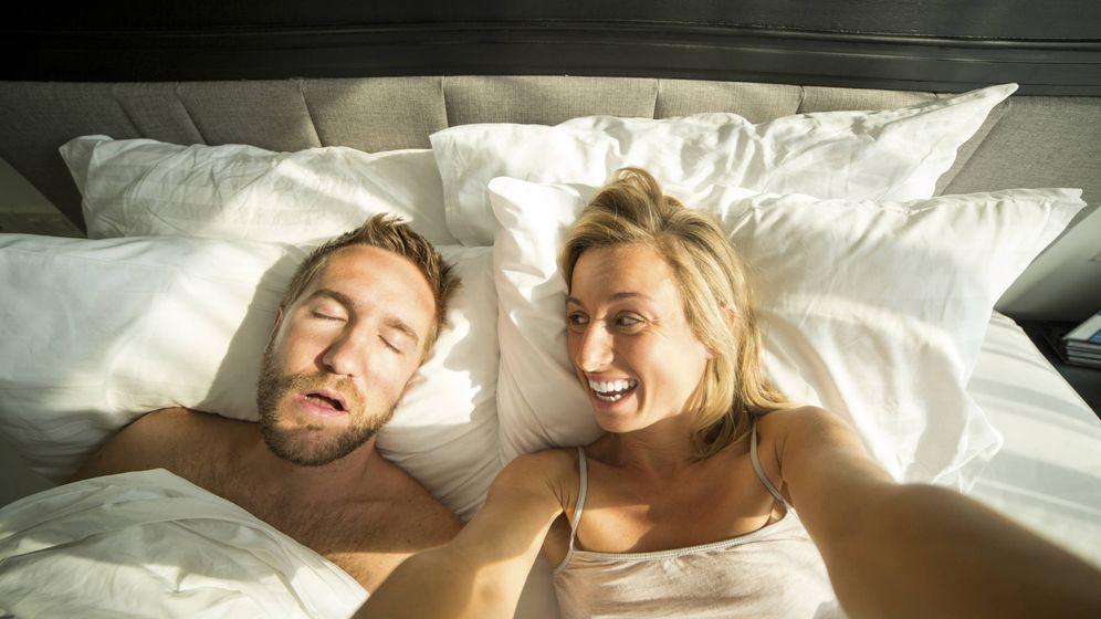 Foto: Ya que despiertas a tu pareja, que sea divertido. (iStock)