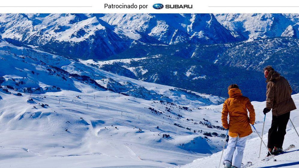 Foto: Baqueira, el destino perfecto para un fin de semana de lujo esquiando (Foto: Baqueira)