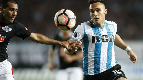 Lautaro Martínez se acerca un poco más al Atlético de Madrid