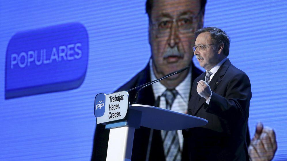 Foto: Jesus Vivas, presidente de la Ciudad Autónoma de Ceuta (EFE)