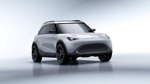 El futuro SUV urbano y eléctrico de Smart será prácticamente igual al Concept #1