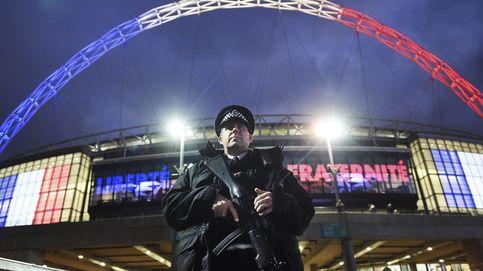 Así sonó la Marsellesa en Wembley antes del Inglaterra-Francia