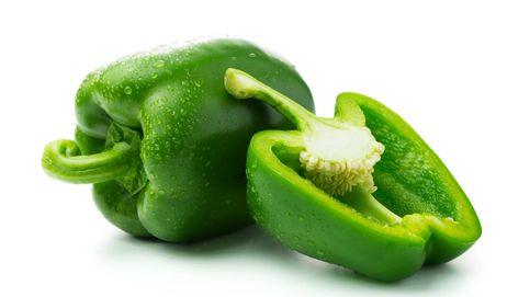 Los seis beneficios sorprendentes de los pimientos verdes