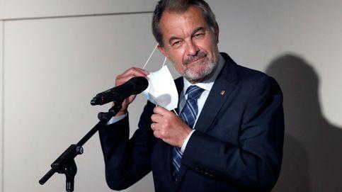 92.000 euros de pensión y despacho: el retiro de oro de Artur Mas