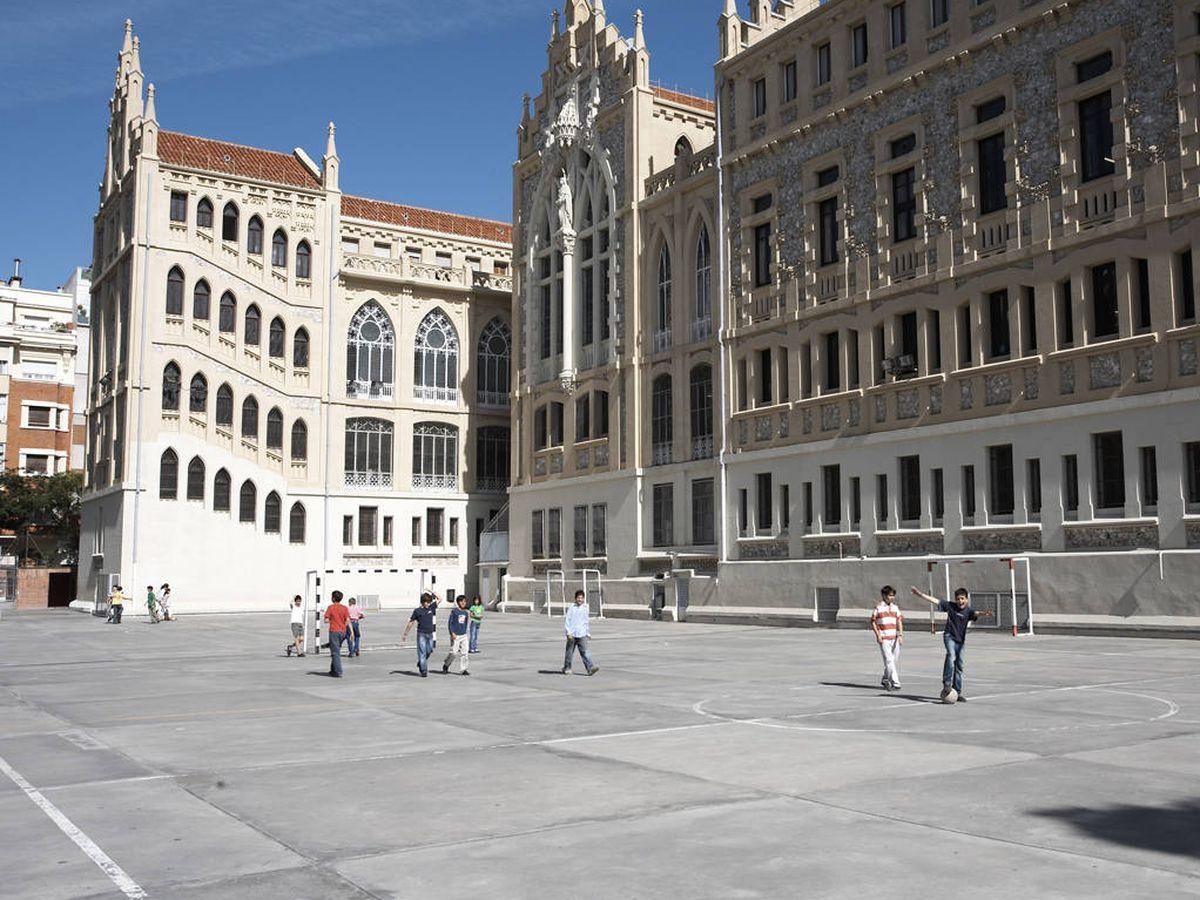 Foto: Colegio Nuestra Señora del Pilar. (Web del centro)