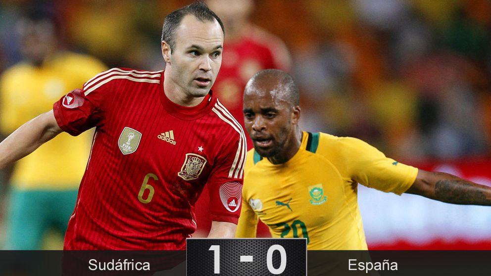 España ya sabe que con la camiseta y la estrella no basta para ganar