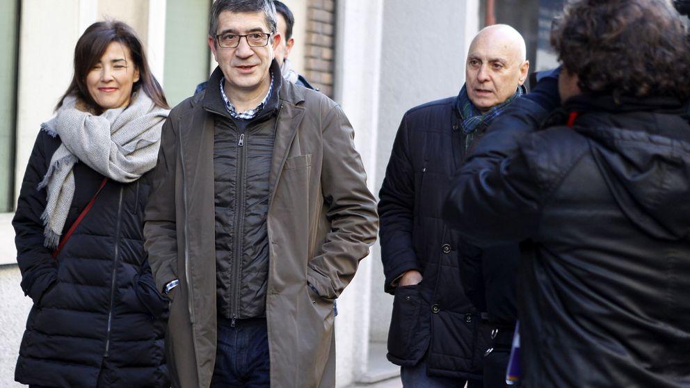 Patxi López corta el paso a Sánchez y se enfrentará a Díaz para liderar al PSOE