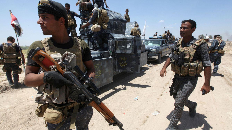 El ISIS resiste a las fuerzas especiales de Irak en la crucial batalla de Faluya