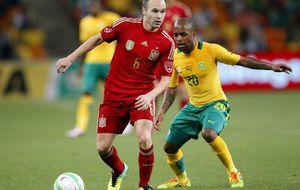 En Sudáfrica dan por hecho que la FIFA declarará nulo el partido contra España