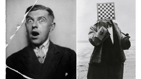 Las fotos desconocidas de Magritte, el visionario