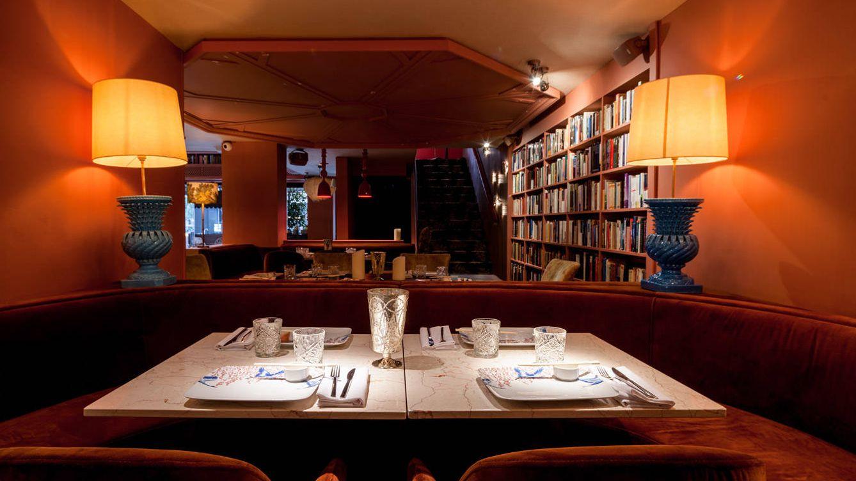 Restaurantes: Madame Sushita: cocina japonesa en una biblioteca ...