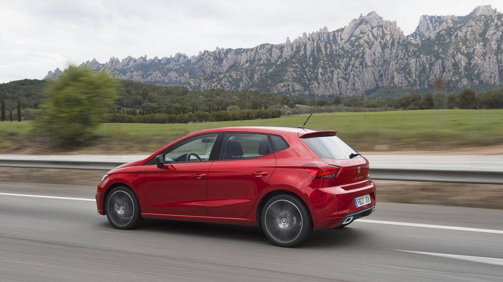 Foto: Seat y su modelo Ibiza dominan con claridad el mercado español en abril y durante todo el 2017.