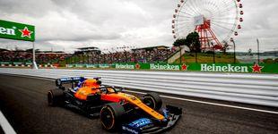 Post de Fórmula 1 en directo: el Gran Premio de Japón con Carlos Sainz