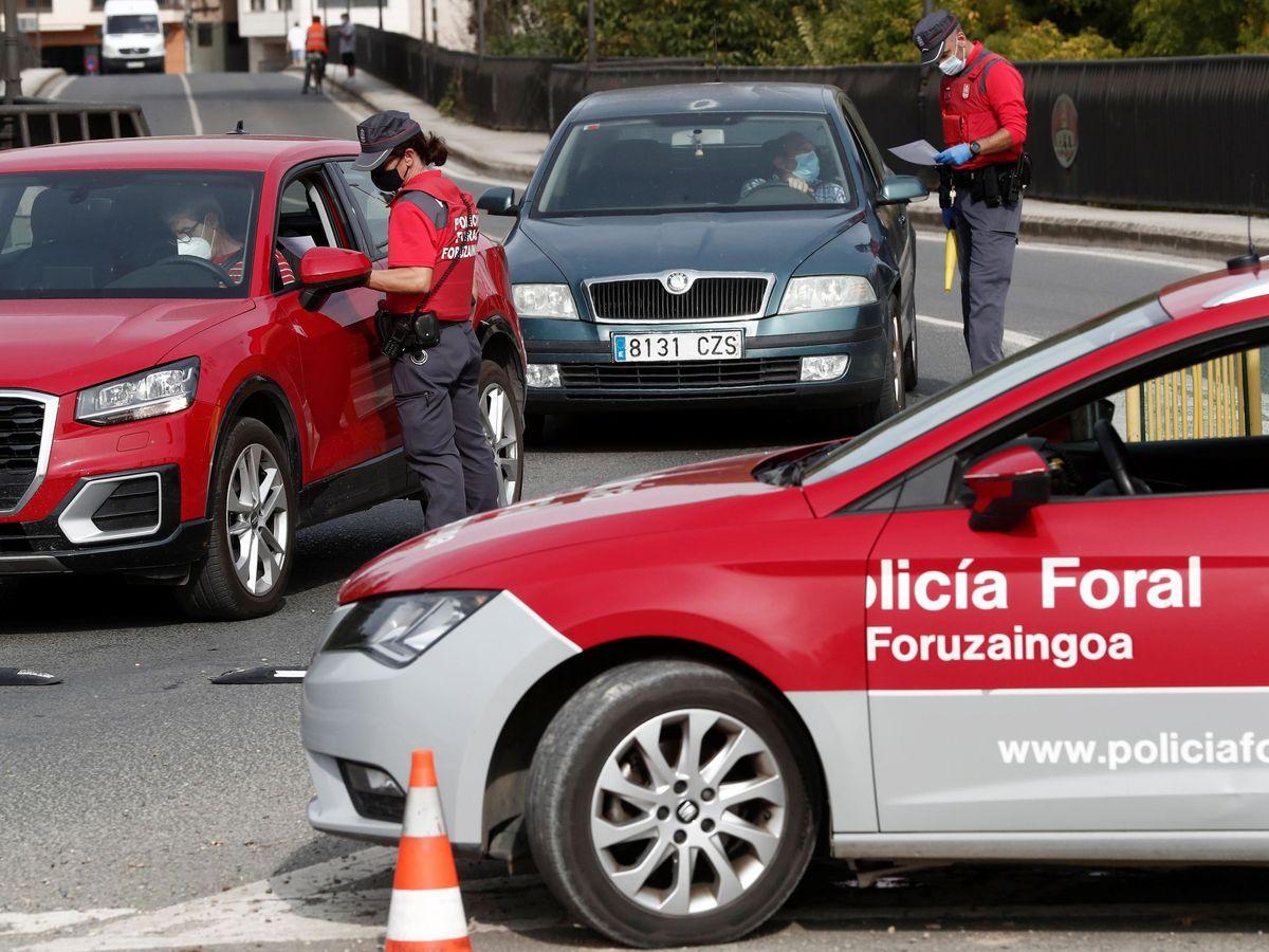 Foto: Policía Foral de Navarra. (EFE)