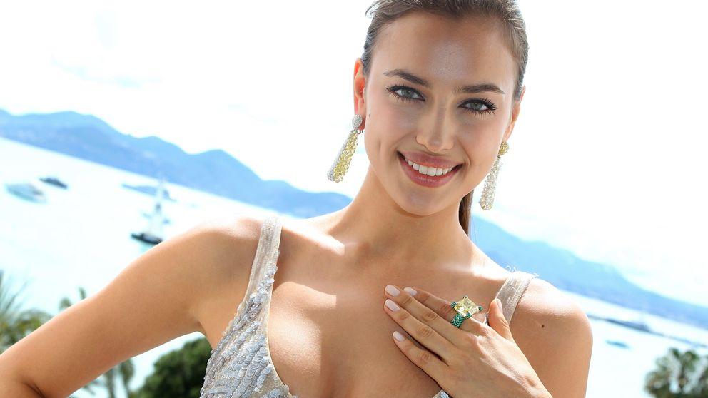 Irina, de sentirse fea e insegura con CR7 a como una princesa con Cooper