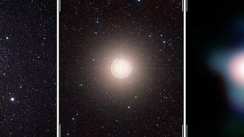 Esta estrella actúa de manera extraña (otra vez) y podría explotar