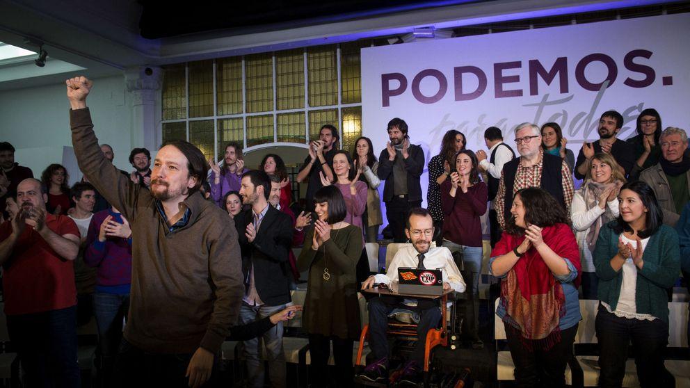 Pablo Iglesias abre la vía a los 'anticapis' tras confirmarse el portazo de Errejón