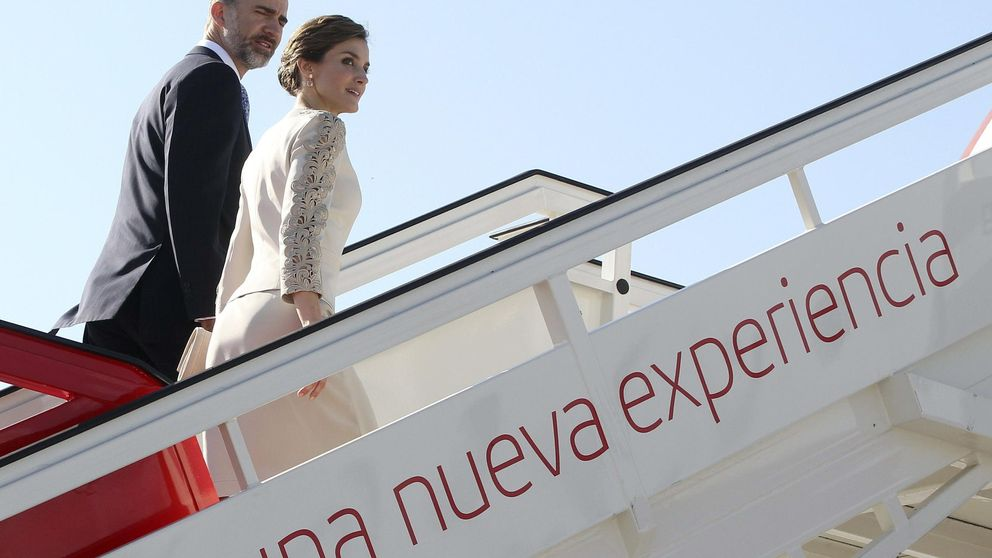 Viaje del Rey a Rabat en plena ofensiva contra el comercio con Ceuta y Melilla