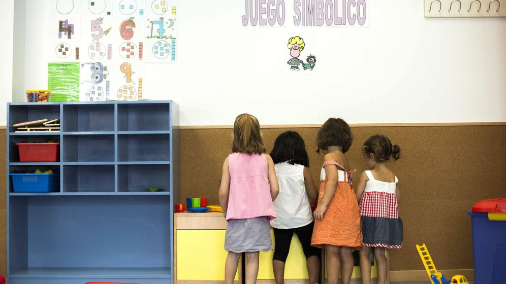 Foto: Centro de educación infantil. (EFE)