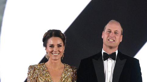 El encuentro de Rami Malek con Kate Middleton: Creo que la pillé desprevenida