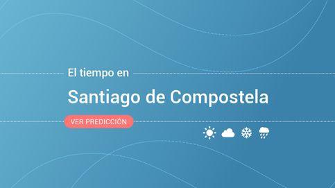 El tiempo en Santiago de Compostela: previsión meteorológica de hoy, miércoles 13 de noviembre
