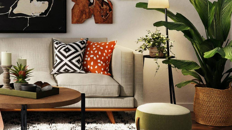 Descubre el estilo Scandi-Boho: la nueva tendencia decorativa para una casa minimalista pero hogareña