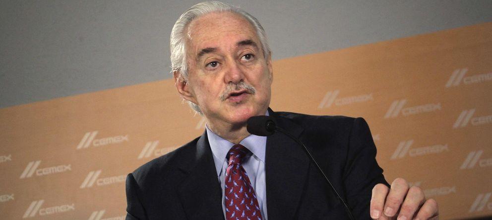 El director de Cemex, Lorenzo Zambrano, muere a los 70 años en España