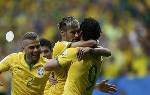 Neymar, listo para la primera gran batalla ante los 'actores' chilenos