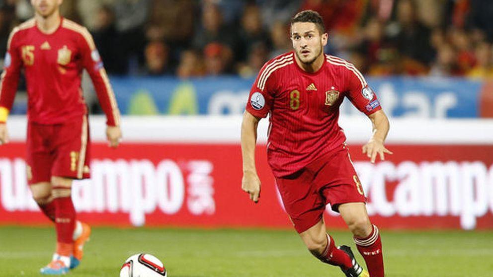 La fidelidad rojiblanca de Koke, el nuevo 'jefe' de la Selección española