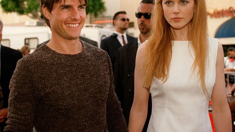 Nicole Kidman, el ángel de la guardia de la autora del libro que humilla a Tom