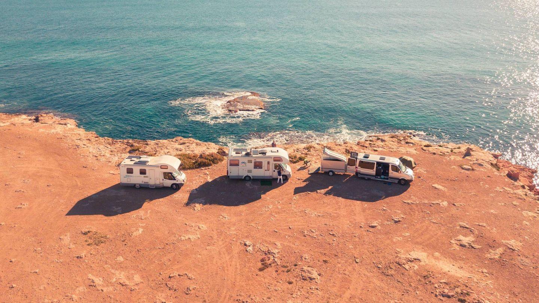 El 'caravaning' es la forma ideal de hacer turismo en zonas alejadas. (Unsplash)